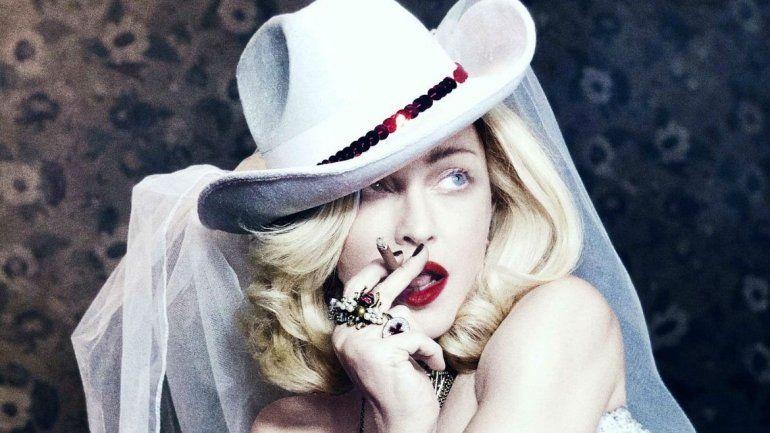 Madonna confesó que fue acosada sexualmente por Harvey Weinstein