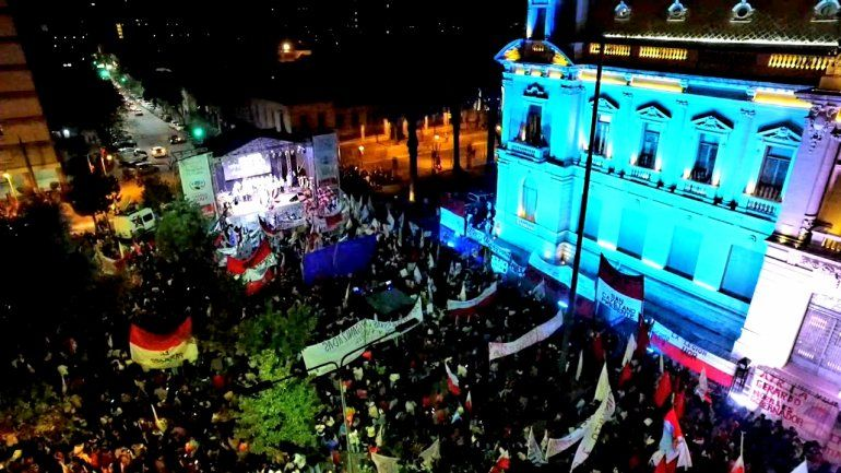 Gerardo Morales revalorizó la gestión que dio un cambio de rumbo a Jujuy