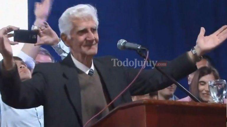 El PJ cerró en Palpalá su campaña provincial con acto multitudinario