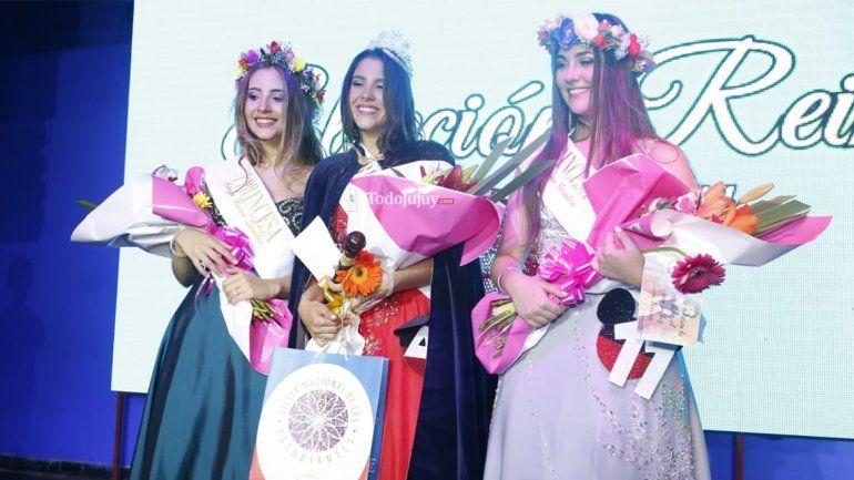 Felicitas Calderón representará al colegio Nueva Siembra