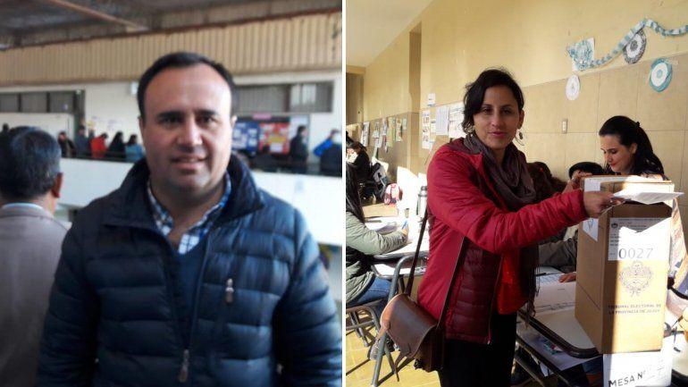 Candidatos a intendente de San Salvador eligieron la mañana para votar