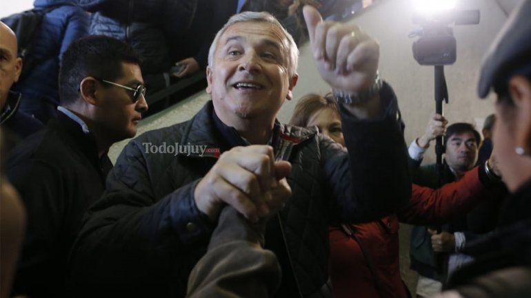 Gerardo Morales se impone en los resultados y será releecto gobernador