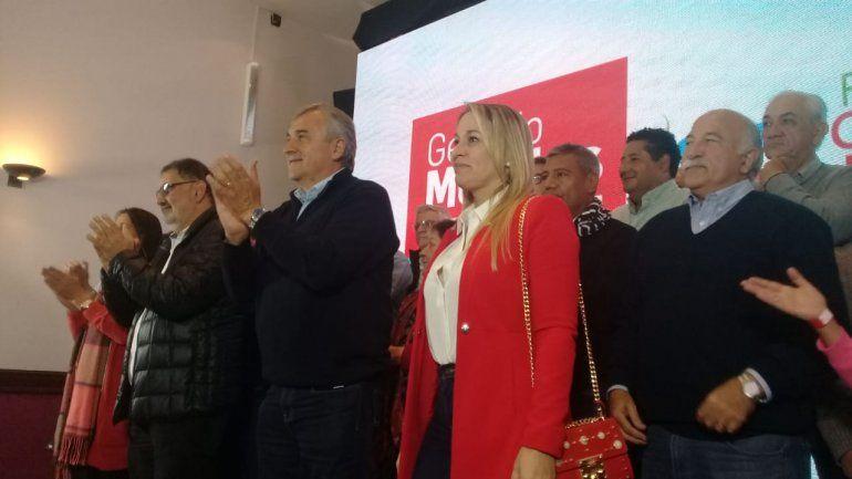 Cambia Jujuy celebró el triunfo de la mano de Gerardo Morales y su equipo