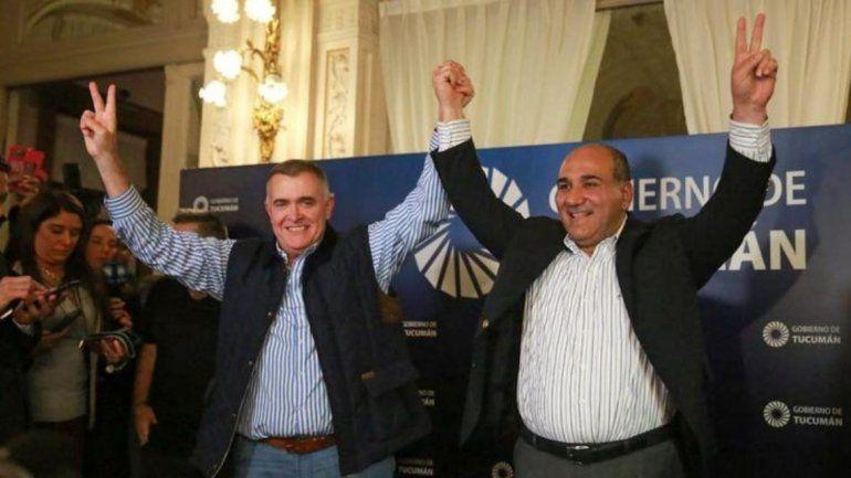 Manzur arrasó en Tucumán y será reelecto con el 50%
