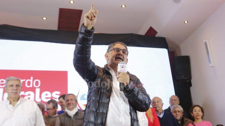 Raúl Jorge fue reelecto intendente de la capital