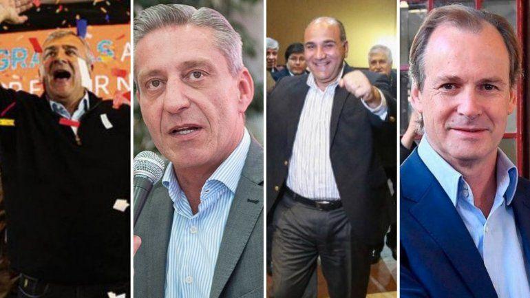 Cambiemos festejó en Jujuy mientras el PJ retuvo Tucumán, Chubut y Entre Ríos