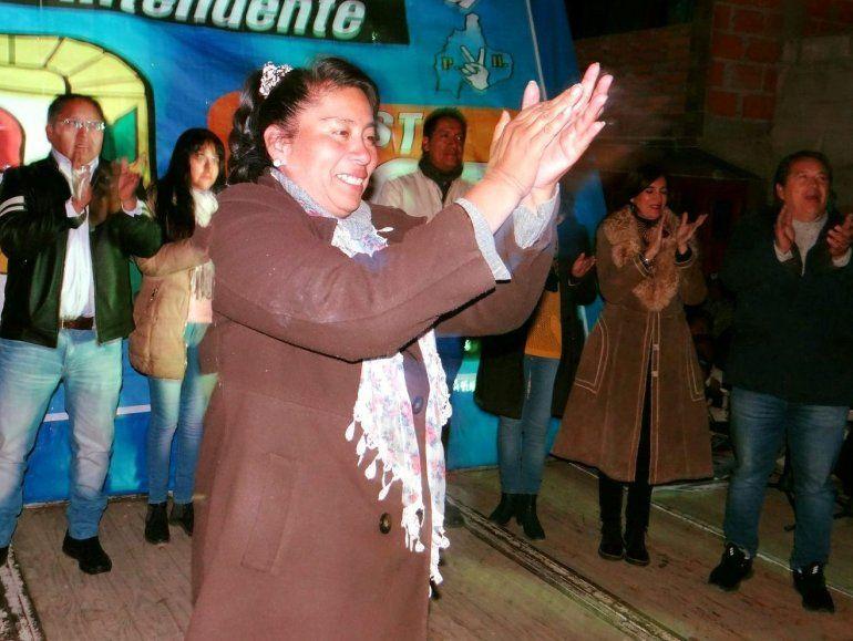 Por primera vez una mujer fue electa como intendente de Humahuaca