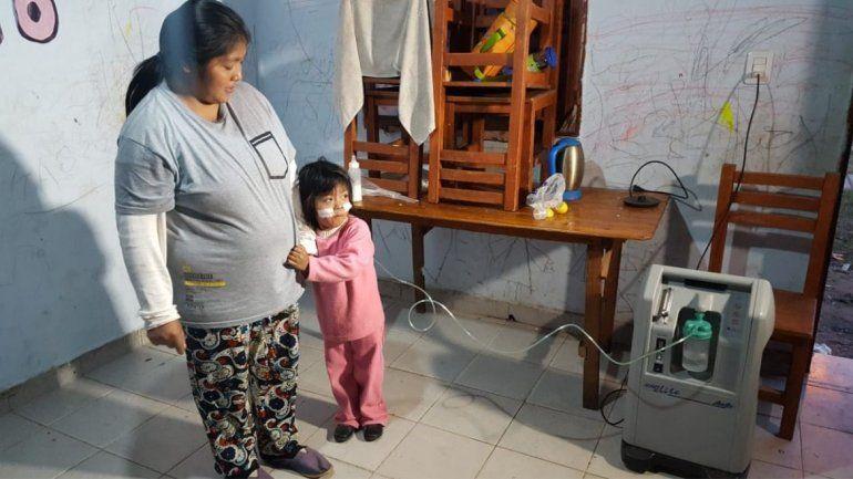 Incluir Salud demora el traslado de una nena de 5 años con problemas cardíacos