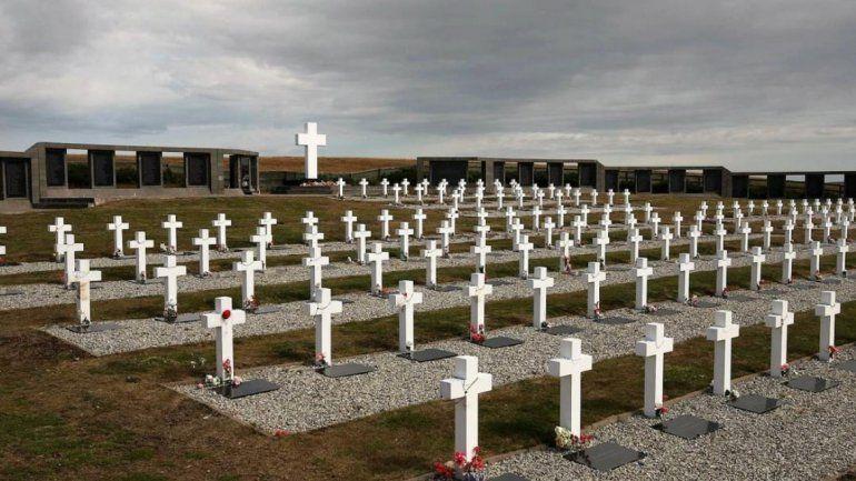 Malvinas: suman un nuevo nombre y ya son 113 los soldados identificados