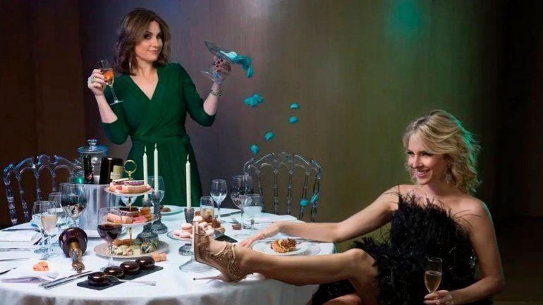 El after-party de Carla y Nancy, las mujeres que se llevaron el Oro