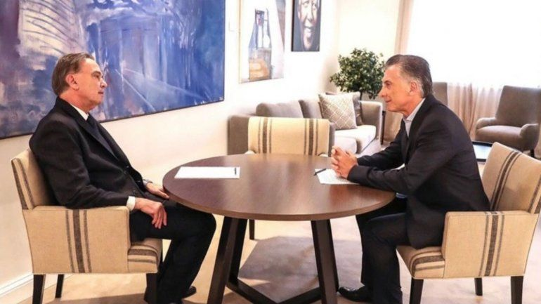 Confirmado: Pichetto será el candidato a vice de Mauricio Macri