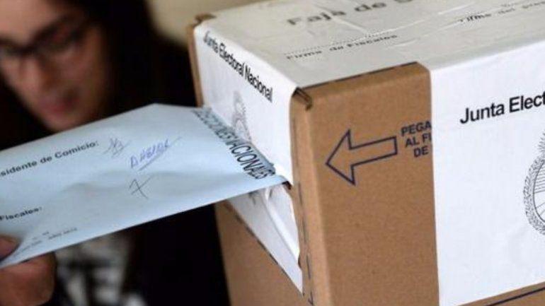 A contra reloj: Hoy cierra la inscripción de alianzas para las elecciones presidenciales