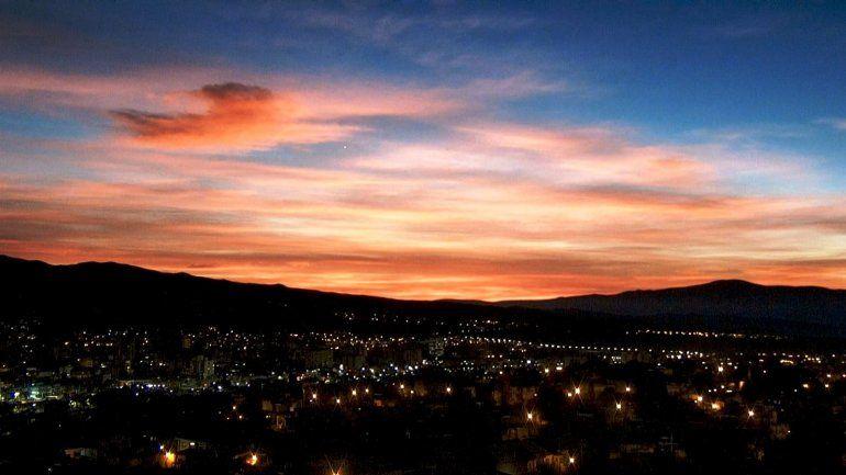 Un espectacular amanecer en Jujuy enamora a todos