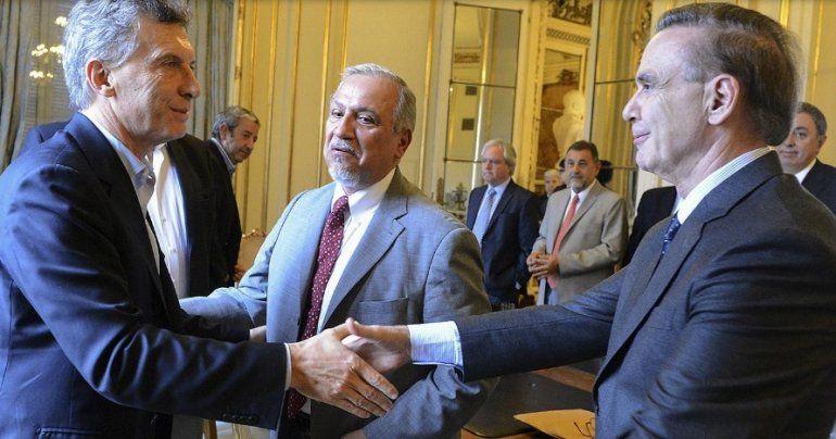 Macri y Pichetto