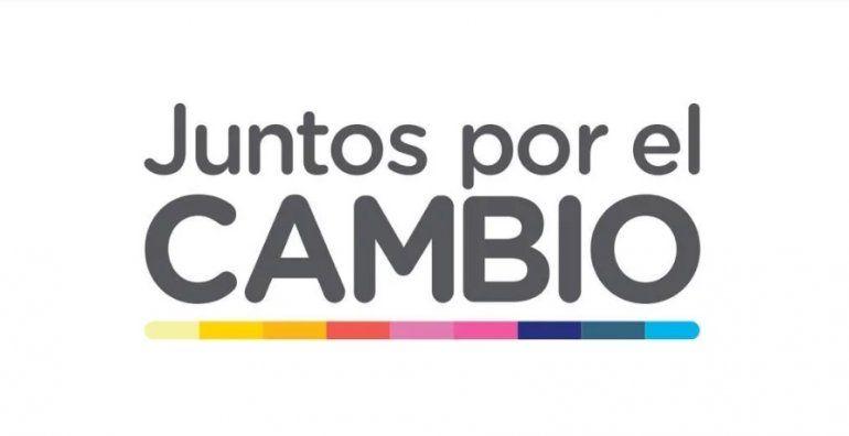 Logotipo del nuevo frente oficialista (Fuente: prensa Juntos por el Cambio).
