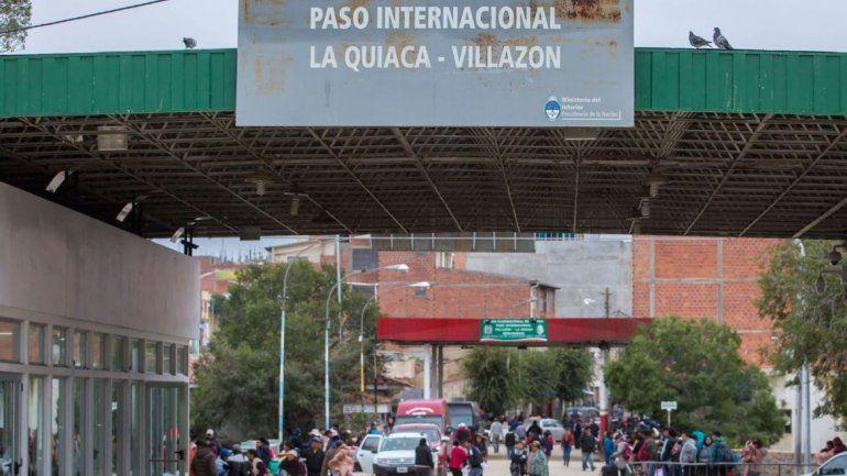 Más de 180 camiones varados en el cruce entre La Quiaca y Villazón