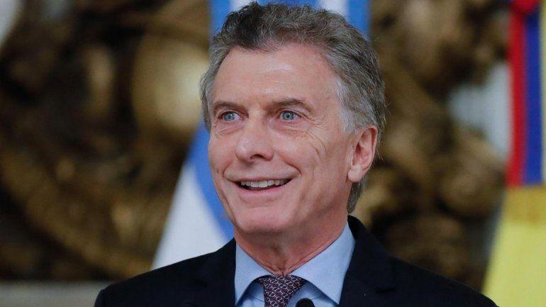 Macri con Pichetto: No me quiero ir, me quiero quedar un rato más