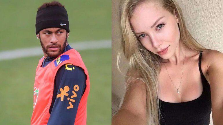 Giro inesperado en el caso Neymar: la Policía denunció a la mujer que lo acusa de violación