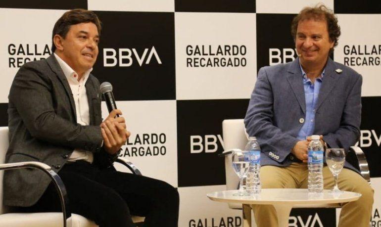 Presentaron Gallardo Recargado, el segundo libro sobre la carrera del muñeco como jugador y técnico