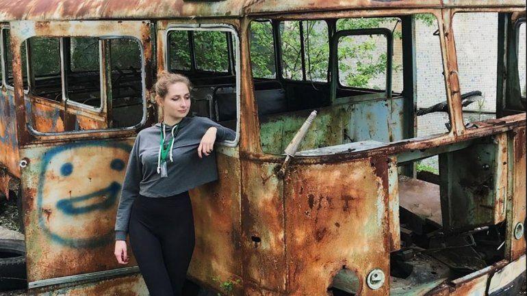 Influencers invaden las redes con fotos macabras en Chernobyl