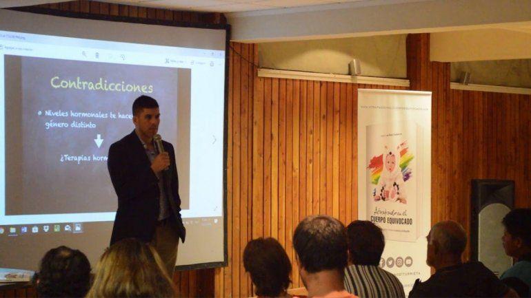 Pablo Muñoz Iturrieta brindará una conferencia sobre ideología de género en el Colegio del Huerto