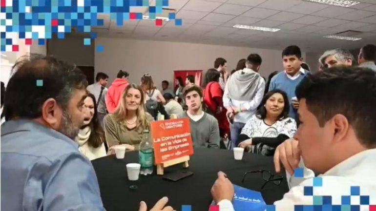 De Jujuy al mundo: primer día del encuentro de Big Data