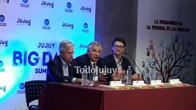 Funcionarios nacionales resaltaron el éxito de Jujuy Big Data Summit