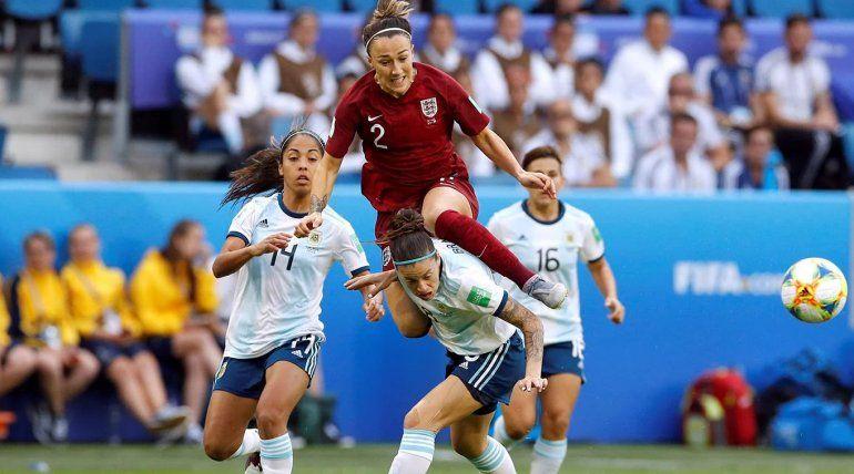 Argentina 0-Inglaterra 1: la Selección no pudo y el miércoles se enfrenta a Escocia
