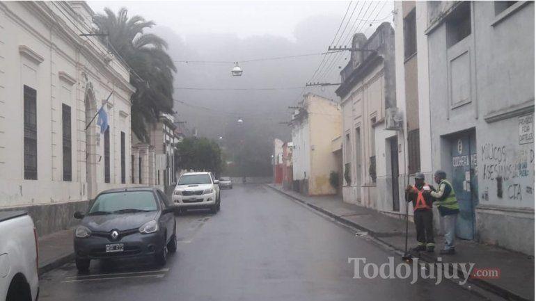 Temperaturas bajo cero, lloviznas y neblina: conocé cómo será la semana en cada región de la provincia