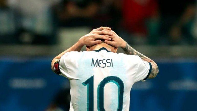 Colombia le ganó a Argentina por 2 a 0