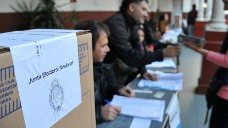 Cerraron los comicios en las cuatro provincias que eligen gobernador
