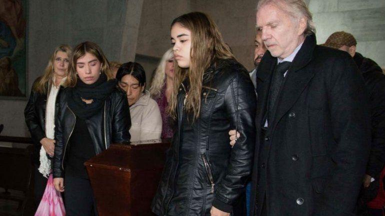 Despidieron los restos de Beatriz Salomón