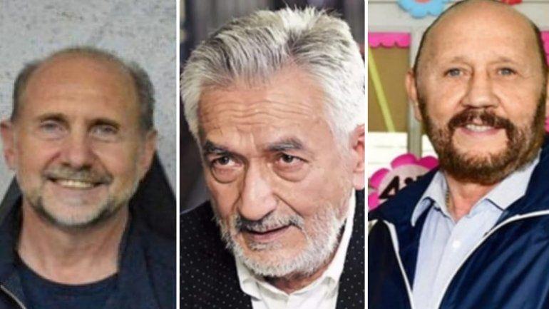 Perotti, Alberto Rodríguez Saa y Gildo Insfran ganan en sus provincias
