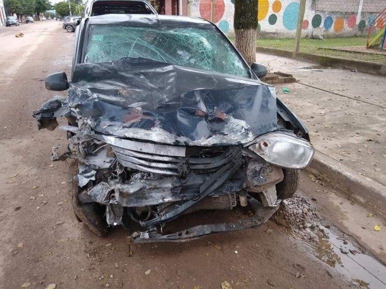 Un taxista de 36 años falleció en un grave accidente sobre Ruta 34