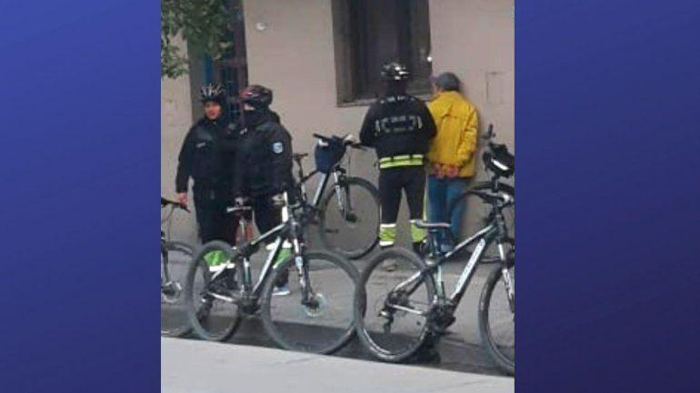 En un rápido accionar detuvieron a miembro de una banda de carteristas