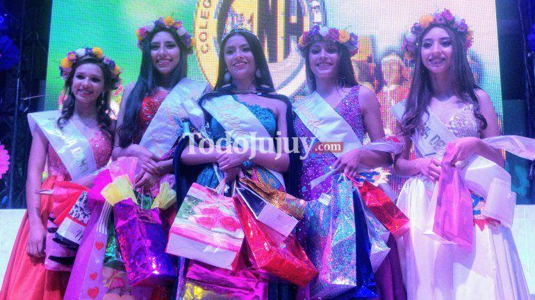 El Nuevo Horizonte Nº1 coronó a Agustina Albarracín como su nueva reina