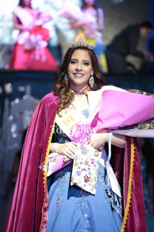La nueva soberana del Santa Teresita es Emilia Intimone