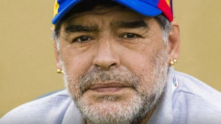 Diego Maradona habló de su estado de salud y llevó tranquilidad a sus seguidores