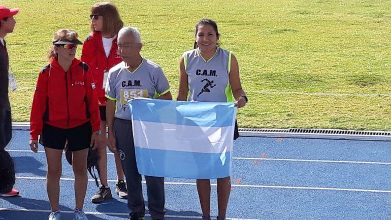 Atletas jujeños entre los mejores en un torneo internacional en Bolivia