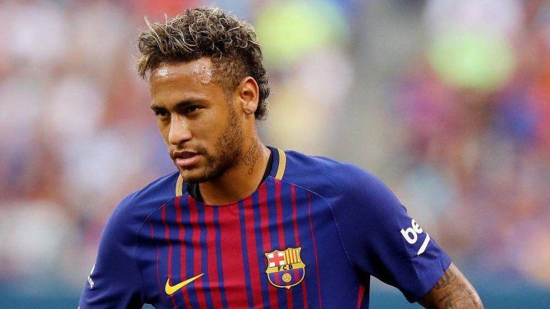 La millonaria oferta del Barcelona al PSG por Neymar