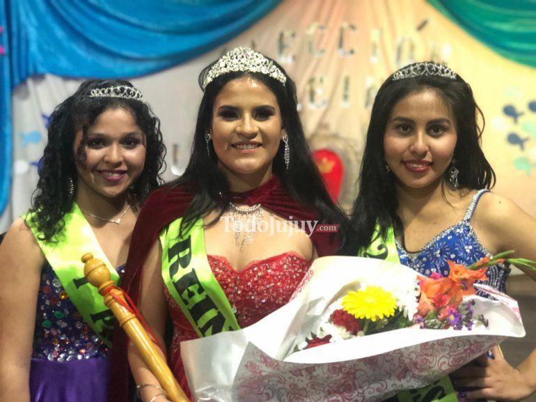 Nazarena Díaz es la nueva reina del Secundario N° 43