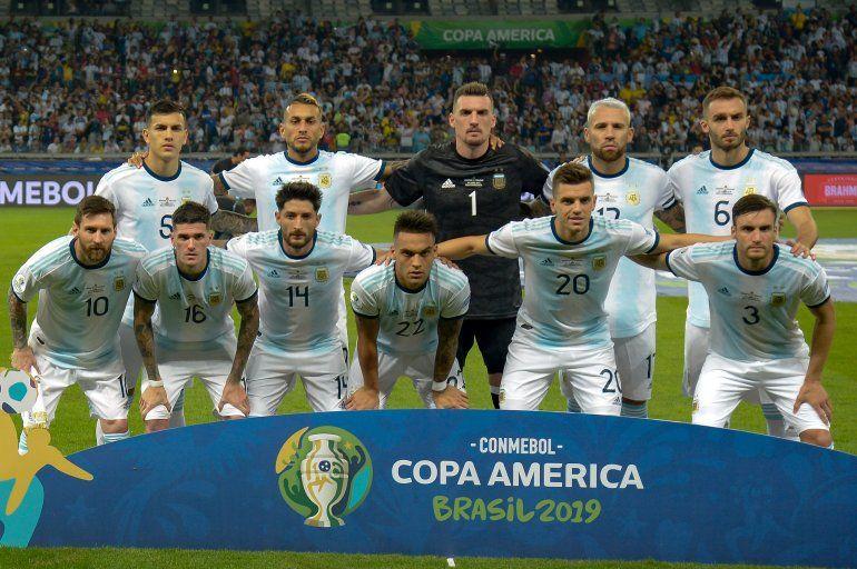 Ganar o ganar: Argentina juega con Qatar su chance de seguir en la Copa América