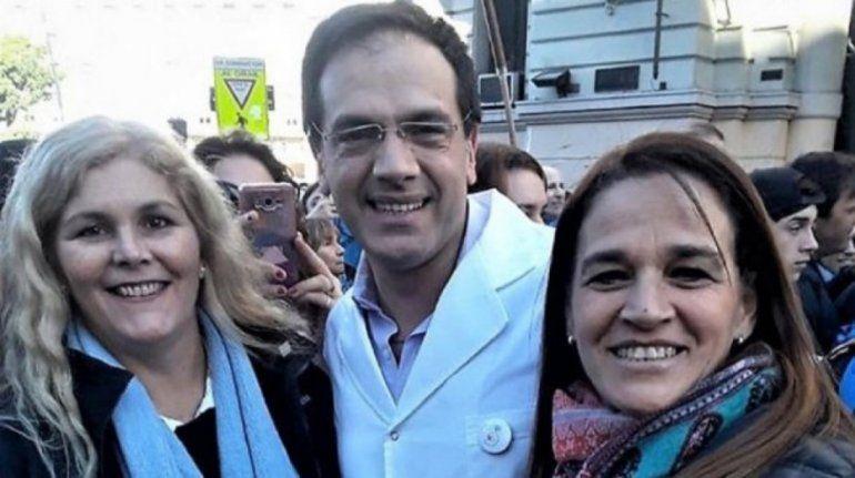 Rodríguez Lastra, el médico que se negó a hacer un aborto en Río Negro, será precandidato a diputado