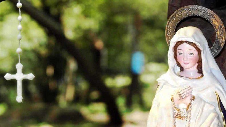 Peregrinos paraguayos aseguran que vieron a la Virgen durante una visita a Salta