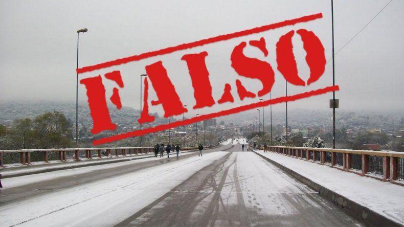 ¡ES FALSO! La cadena de Whatsapp sobre una terrible ola polar en Jujuy es mentira