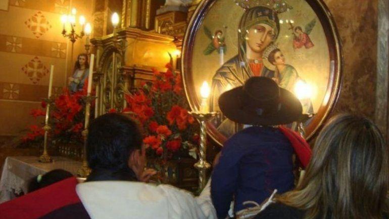Virgen Gaucha: hoy es el Día del Perpetuo Socorro