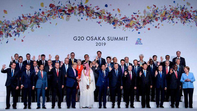 Mauricio Macri habló con Trump y Xi Jinping en el G20 y recibió apoyo para la economía