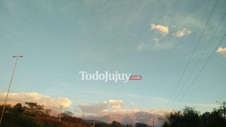 ¿Vuelve el viento norte? Anticipan temperaturas por arriba de los 20°C y ráfagas en Jujuy
