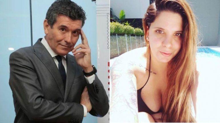 Miguel Ángel Cherutti fue denunciado por violación por la bailarina Melissa Brikman
