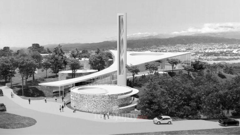 Mirá cómo será el Centro Cultural y Museo de Lola Mora en Jujuy
